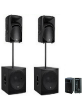 Dynacord Cobra-2 Line Array Sound System Rental in OIrlando